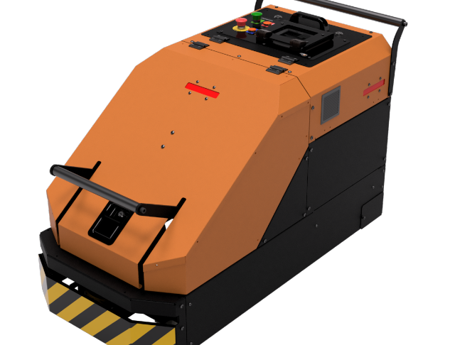 AGV – Automatic guided vehicle